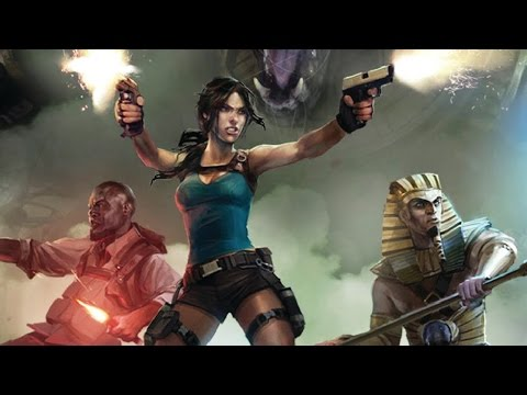 croft - Greg, Naomi, and Daemon seek the preciousssssss gear in Lara Croft and the Temple of Osiris.