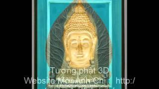 Ngoc Phat Hoa Binh - Tranh Phật - Tượng Phật 3d - Tuongphat3d.com