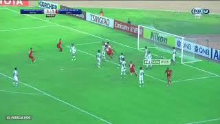 GOAL STEVEN PAULLE PERSIJA VS SHAN UNITED AFC CUP 2019