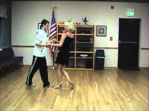 Intro Cha Cha and Tango Lessons by Kathlan Ilo 2/2
