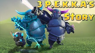 Video How were the Mini PEKKA & Super PEKKA Created? CoC meets Clash Royale | Clash of Clans Story [WoC] MP3, 3GP, MP4, WEBM, AVI, FLV Desember 2017