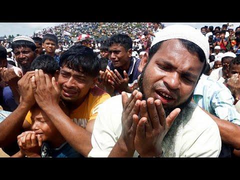 Ροχίνγκια: Δύο χρόνια υπό διωγμό