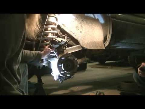 How To Change Dodge 3500 Wheel Bearing