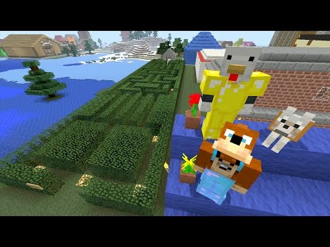 Minecraft Xbox – Behind Bars [221]