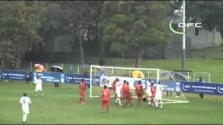 2011 OFC U-20 Championship / MD3 / New Zealand vs New Caledonia Highlights
