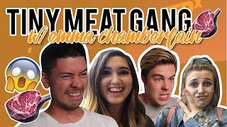 TINY MEAT GANG TOUR WITH CODY KO, NOEL MILLER AND EMMA CHAMBERLAIN