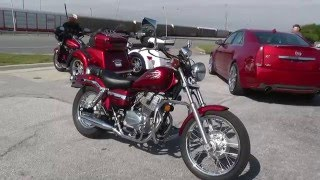 8. 601957 - 2012 Honda Rebel 250 CMX250C - Used Motorcycle For Sale