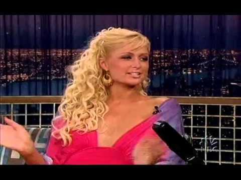 Late Night 'Paris Hilton on Conan! 9/10/04
