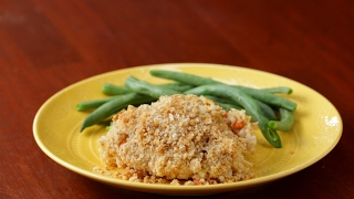 Make-Ahead Chicken and Rice Bake by Tasty