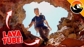 Step INSIDE a VOLCANO! by Brave Wilderness
