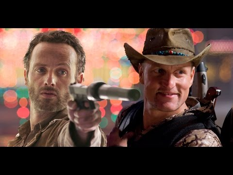 Mashup Zombieland  x  The Walking Dead