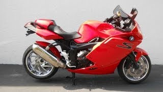 6. 2007 BMW K1200 S Ride Video!  Gulf Coast Motorcycles