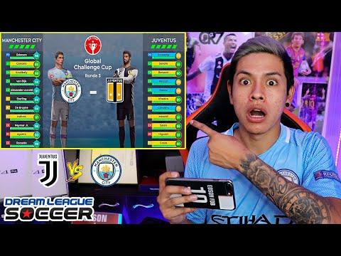 CRISTIANO RONALDO HUMILLA a la JUVENTUS р Dream League Soccer 2020