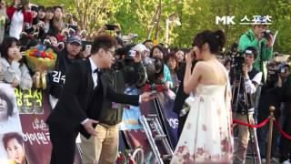 Video Kang So Ra at Baeksang Award 48th Red Carpet 1 MP3, 3GP, MP4, WEBM, AVI, FLV Maret 2018