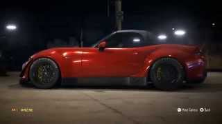 Need For Speed (2015) Part 1 Walkthrough gameplay - Cars & Customization! (PS4), EA Games, video games