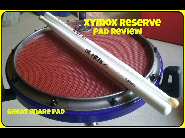 Xymox-reserve-snare-pad-review