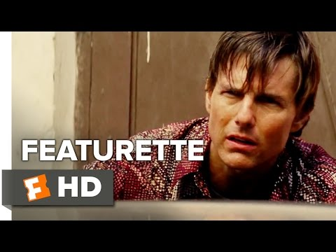 Mission: Impossible Rogue Nation (Featurette 'Tom Cruise')