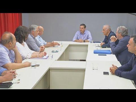 Επίθεση Τσίπρα στην κυβέρνηση για την ΕΥΔΑΠ