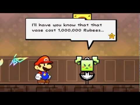 Super Paper Mario - Episode 11