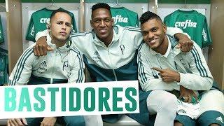 Bastidores - Palmeiras 3 x 3 Cruzeiro - Quartas de final da Co...
