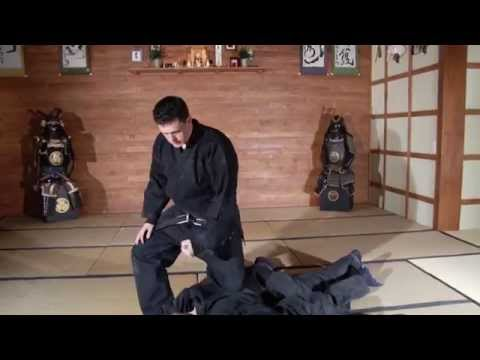 Shinden Dojo Finland – Bujinkan Budo Taijutsu Introduction 2014