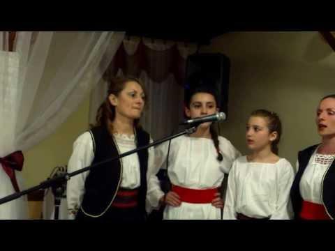 Banijsko veče u Beogradu 2013 - nastup ženske grupe UNA iz Barajeva