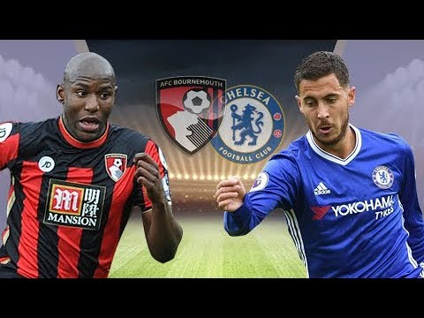 Bournemouth vs Chelsea 0-1 All Goals and Full Highlights