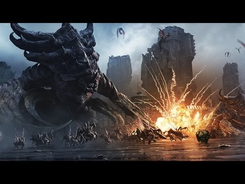 Cinematic-Intro zu StarCraft 2: Heart of the Swarm