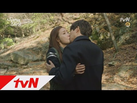 Second 20s Choi Ji-woo, Lee Sang-yoon valley kiss! Second 20s Ep16