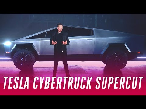 The Tesla Cybertruck
