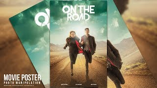 Today we will learn to design a movie poster with the concept of photo manipulation in Photoshop. Enjoy and thanks for watching!More Photoshop Tutorials: http://www.youtube.com/c/MirRom14Tutorial Resources:Desert - humblebeez : http://humblebeez.deviantart.com/art/desert-stock-4-186033207Running : https://pixabay.com/en/running-couple-action-man-woman-2353880/Road : https://www.pexels.com/photo/clear-road-under-white-and-blue-sky-27194/Clouds : https://pixabay.com/en/road-asphalt-space-sky-clouds-220058/Follow Us : Facebook : https://goo.gl/H5m598Google+ : https://goo.gl/PMkAPNWeb : http://goo.gl/E4vwh4Twitter : http://bit.ly/1RlY5QnMusic Credits:Go Not Gently by Audionautix is licensed under a Creative Commons Attribution license (https://creativecommons.org/licenses/by/4.0/)Artist: http://audionautix.com/