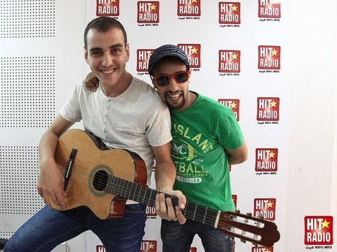 BARRY DANS LE MORNING DE MOMO SUR HIT RADIO - 12 SEPTEMBRE 2013