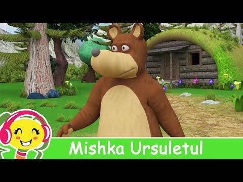 Mishka Ursuletul - Cantece Pentru Copii