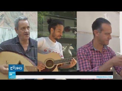 العرب اليوم - شاهد: الموسيقى تعود إلى شوارع الجزائر من جديد