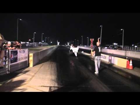 Wild Rat Fuel Altered at Dyno Doms Sikeston Raceway
