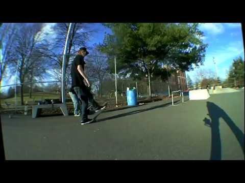 Malden skatepark