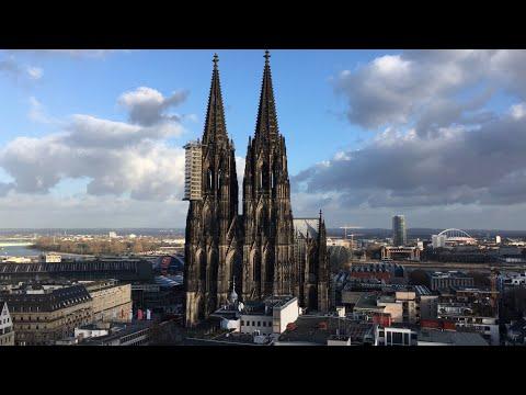 Die beste Aussicht von ganz Köln vom WDR Archivhaus ...