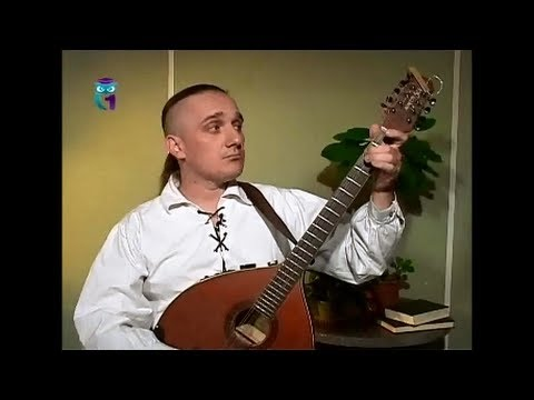 Уроки музыки # 6. Бузуки. Антон Платонов