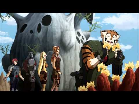 ThunderCats 2011 Series Episode 23, Recipe for Disaster, Tygra Feels the Love, Clip 2