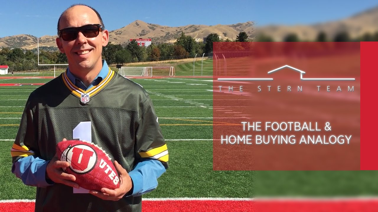 Using Football to Explain Your Home's Closing