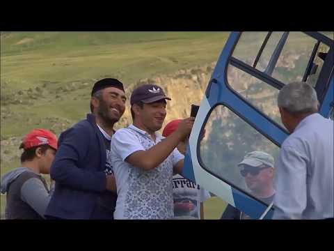 Природа Кавказа Путешествие из Дербента в Абрау Дюрсо (видео)