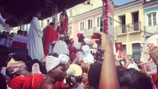 Feast Day of St. Barbara/Shangó (Pelourinho)