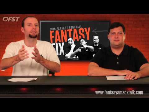 2015 Fantasy Football: Week 9 Fantasy Fix thumbnail