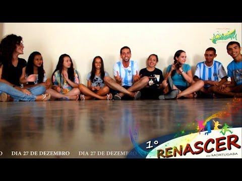 CONVITE - 1º RENASCER - EM MORTUGABA