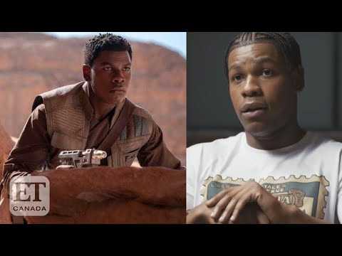 John Boyega Slams 'Star Wars' Character Development