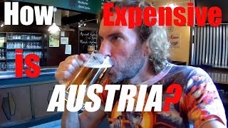 "In this video I travel across Austria and show how much things cost. PLANNING A BUDGET TRAVELING TRIP? ""Gabe's Guide to ..."