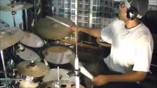 Black Milk x Ray Vick {Insane Instumental} Drum solo
