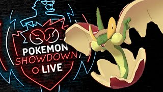 Enter FLAPPLE! Pokemon Sword and Shield! Flapple Pokemon Showdown Live! by PokeaimMD