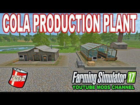 Cola cola production v1.0.5