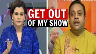 Video 6 Shocking Moments When Indian TV News Reporters Threw Guests Out Of The Show! MP3, 3GP, MP4, WEBM, AVI, FLV Maret 2018